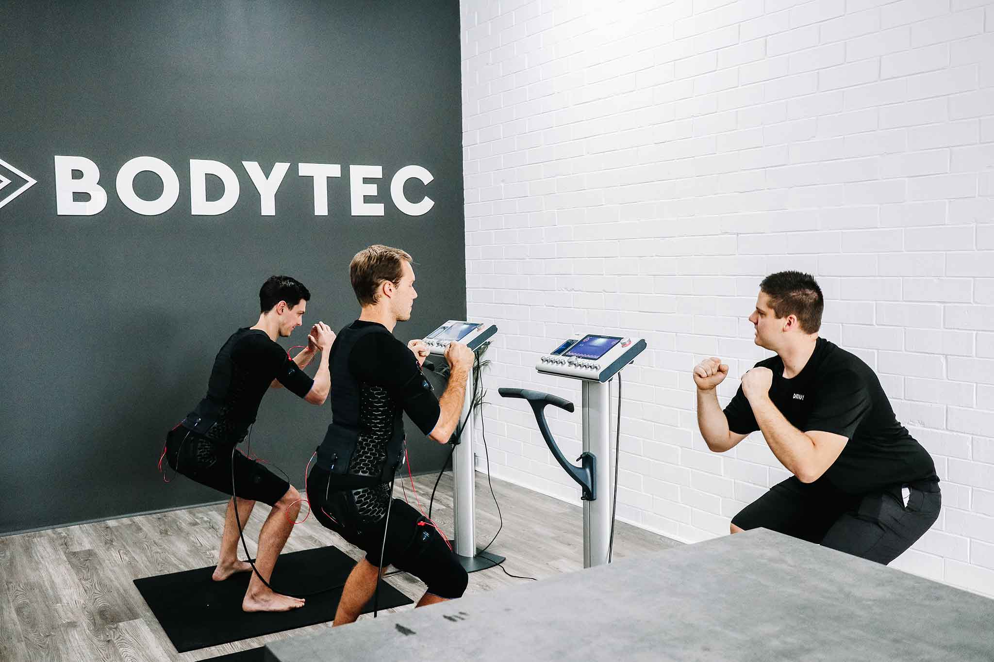 BODYTEC EMS Training